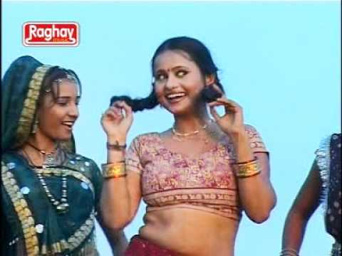 Sola Varasnu Jobaniyo Maru-gujarati Sexy Hot Romantic Dance Video New Song Of 2012 By Kavita Das video
