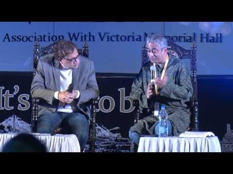 Rajdeep Sardesai & Derek O'Brien at Tata Steel Kolkata Literary Meet 2015 -- Part 2