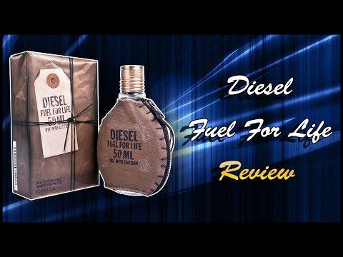 Diesel - Fuel For Life for Men   Fragrance Review