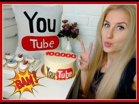 Как я стала МАСТЕРОМ/ 100 000 на канале YouTube