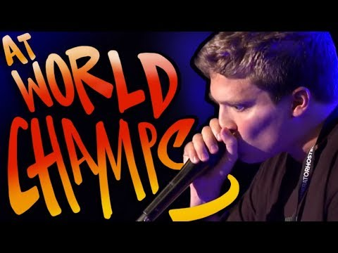 TOM THUM - RATCHET FACE (LIVE AT WORLD CHAMPS)