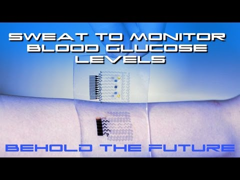 Wearable Patch Uses Sweat To Monitor Blood Glucose Levels - BTF