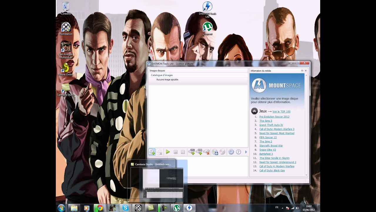 Comment t l charger et installer un jeux gratuit youtube - Telecharger daemon tools lite gratuit francais ...