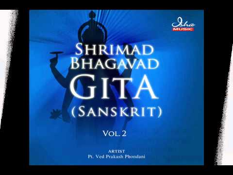 Bhagavad Gita - Chapter 11 (complete Sanskrit Recitation) video