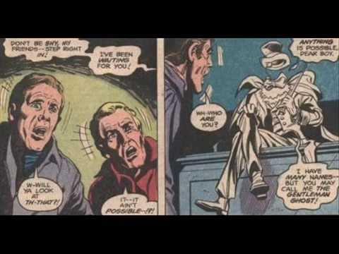 Gentleman Ghost the Highwayman tribute/amv (lyrics in description)