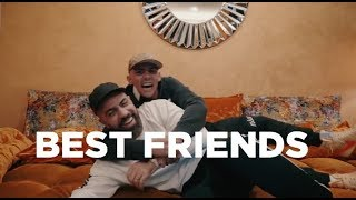 Capital Bra feat. Bushido & Olexesh - Best Friends (Remix) (Musikvideo)