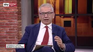 Roberto Nicastro, Cerberus Capital Management a SkyTg24 - L' Economia