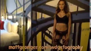 Portraits on a Budget - Glamour & Implied - Budgetography #2 Nikon D1x