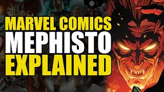 Marvel Comics: Mephisto Explained | Comics Explained