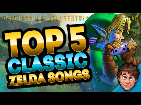 5 Classic Zelda Songs in Breath of the Wild