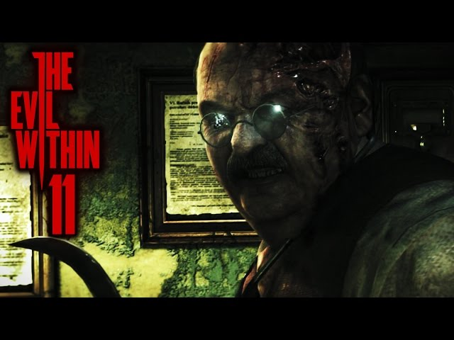 THE EVIL WITHIN [PS4] #011 - Fetter Doktor ★ Let's Play The Evil Within