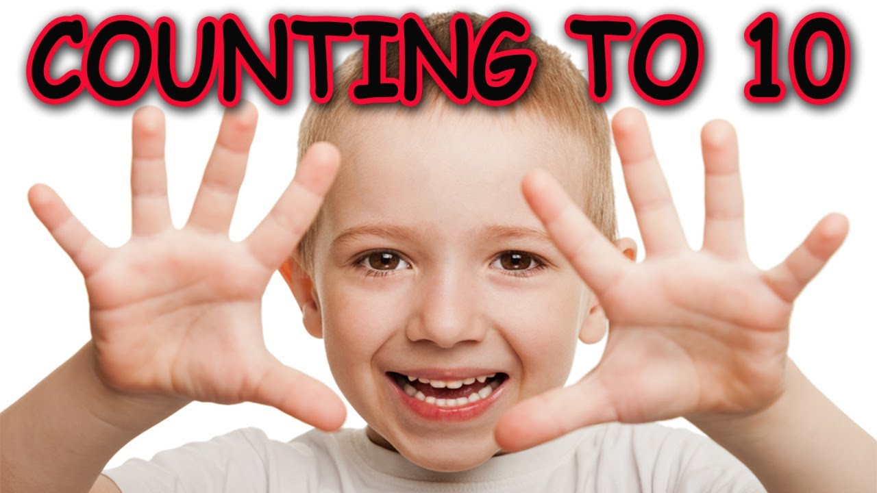 Kids Finger Counting Videos
