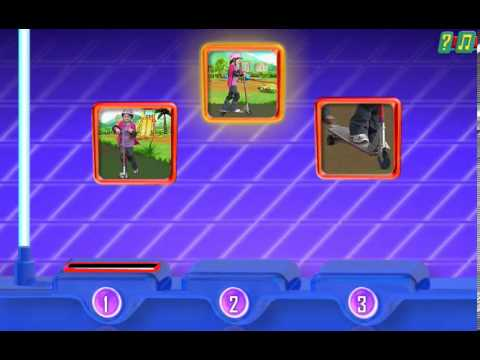 Special Agent Oso Three Healthy Steps Shuffle (How To Ride a Scooter)