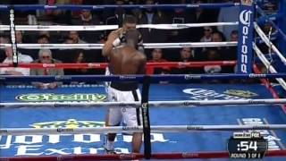 Errol Spence Jr. vs Peter Oluoch