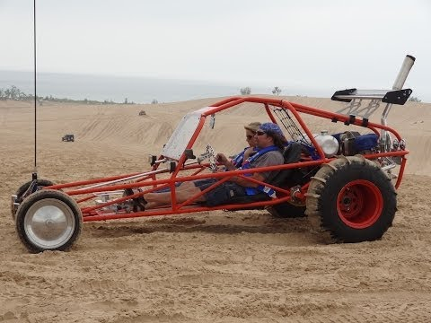 SAND RAILS, A MOVIE! at Silver Lake Sand Dunes