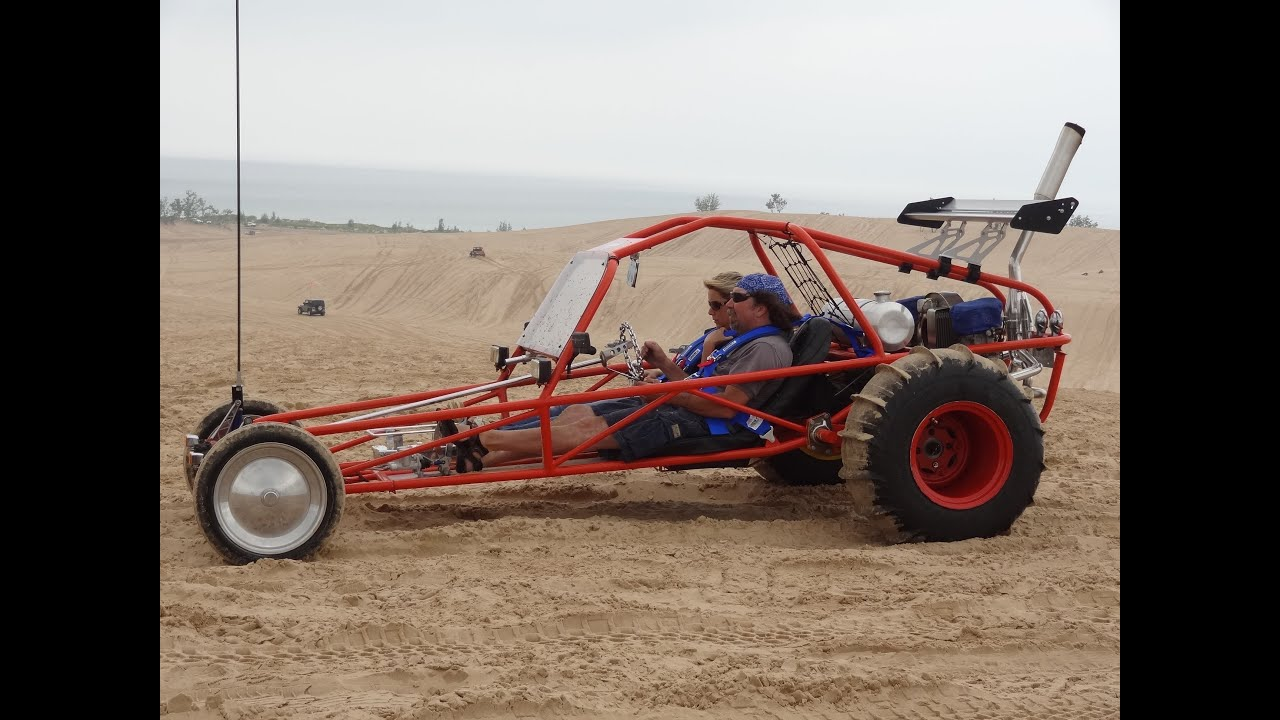 Dune Buggy Vw >> SAND RAILS, A MOVIE! at Silver Lake Sand Dunes - YouTube