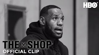 The Shop: Uninterrupted | LeBron is Ready for Zion | HBO