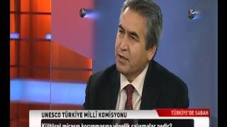 TRT TÜRK Türkiye'de Sabah, UNESCO Başkanı Prof. Dr. Öcal Oğuz