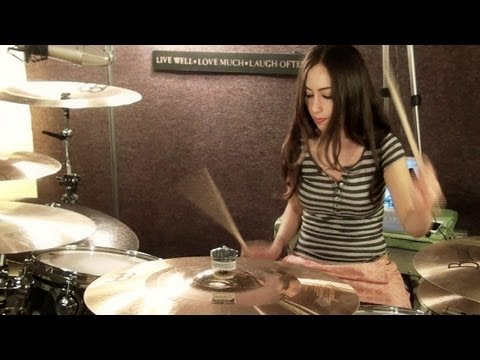 Korn - Never Never - Drum Cover By Meytal Cohen video