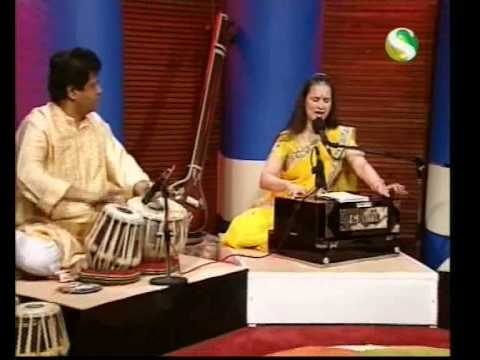 Shyama Name Laglo Agun - Nazrul Shyama Sangeet - Tribute To Guru Ji. video