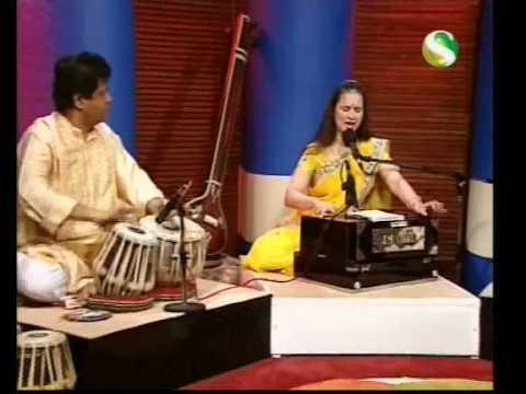 Shyama Name Laglo Agun - Nazrul Shyama Sangeet - Tribute To Guru Ji. video