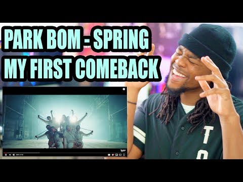 Download Park Bom - Spring feat. Sandara Park | My First Time | Reaction!!! | 박봄산다라박봄 Mp4 baru