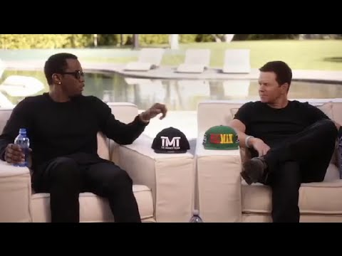 Diddy Bets Mark Wahlberg $250K On Manny Pacquiao Vs. Floyd Mayweather Jr  Fight