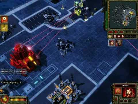 Command & Conquer: Red Alert 3 Школа игры (СССР. Женская ссора) [2/2]