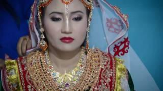 Jina & Rajkumar wedding, Manipur traditional wedding