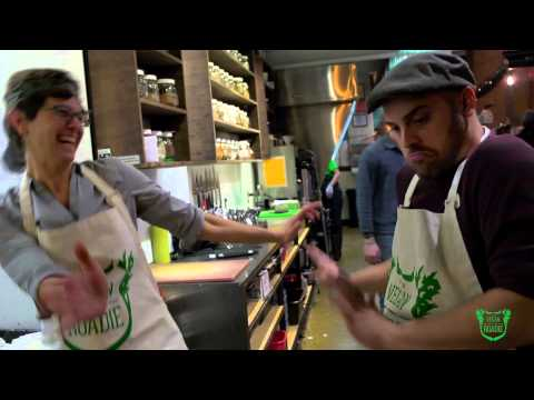 The Vegan Roadie Returns - Short (Lunch Room - Ann Arbor. MI)