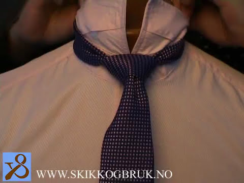 Tie the 'Windsor' knot
