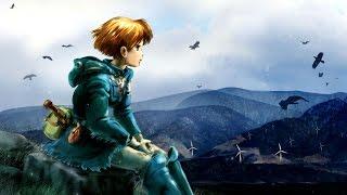 ? Legend of the Wind (Cello, Violin, Piano)   Nausicaa