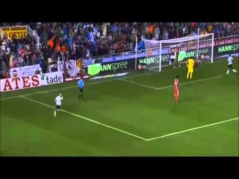 Roberto Soldado #9 | Valencia CF | RaulNVCF