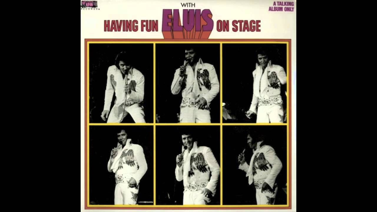 Having Fun With Elvis On Stage - FULL ALBUM - YouTube - photo#31