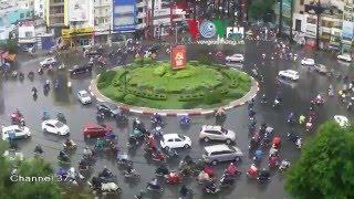 Camera VOVGT: 5 tình huống tai nạn giao thông kinh hoàng năm 2015