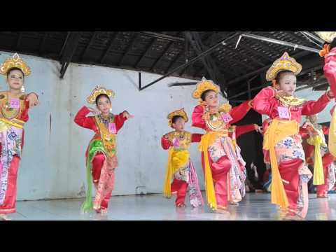 Tari Topeng Gong - Sanggar Trisna Manggala Bekasi