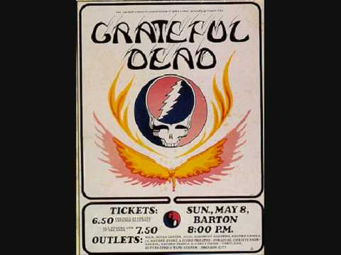 Grateful Dead - Scarlet Begonias (1977) Video