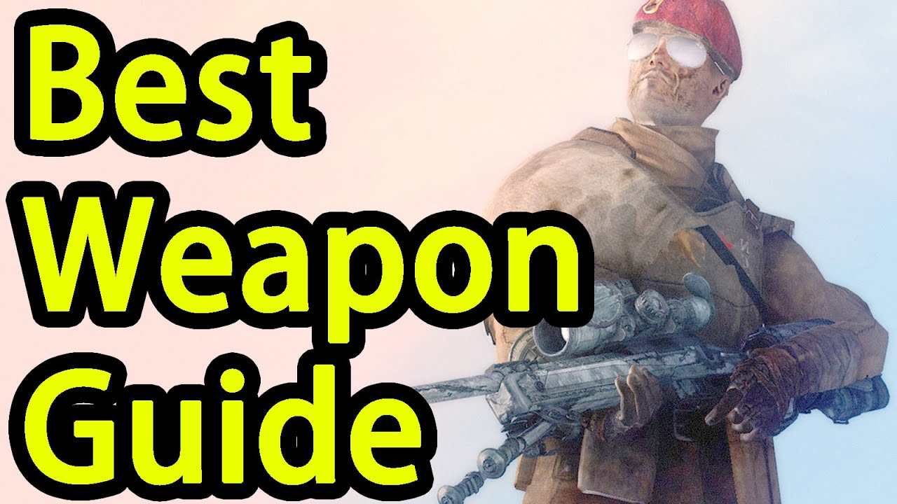 Fallout  Best Sniper Build