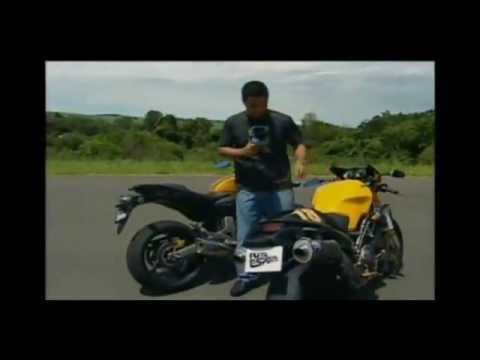 Auto Esporte Honda Hornet CB 600 x Yamaha XJ6