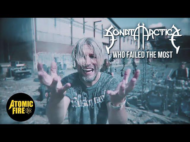 "Sonata Arctica - ""Who Failed The Most""のMVを公開 新譜「Talviyo」2019年9月4日発売 thm Music info Clip"