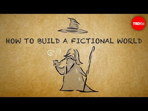 Download video How to build a fictional world - Kate Messner