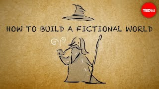 How to build a fictional world - Kate Messner