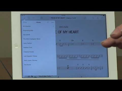 forScore Music Notation Management App Demo - Sweetwater's iOS Update Vol. 67