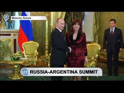 Russia-Argentina Summit: Moscow boosting cooperation on gas and nuclear energy in Argentina
