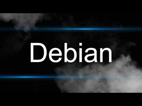 FOURFINGERS - Sistema Operativo Debian