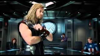 The Avengers (2012) Trailer HD