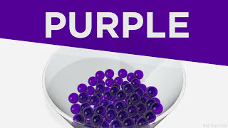 Learn Colors with Orbeez Baby Bottles Water Beads by Funtoys