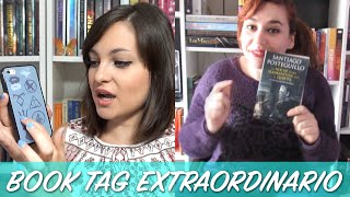 Book Tag (español) Extraordinario ft. Made of Papers