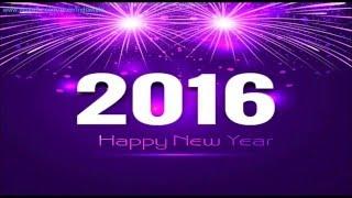 Happy New Year 2016  Latest SMSBest Wishesgreeting