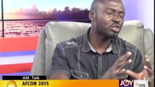AFCON 2015 - AM Talk (20-10-14)
